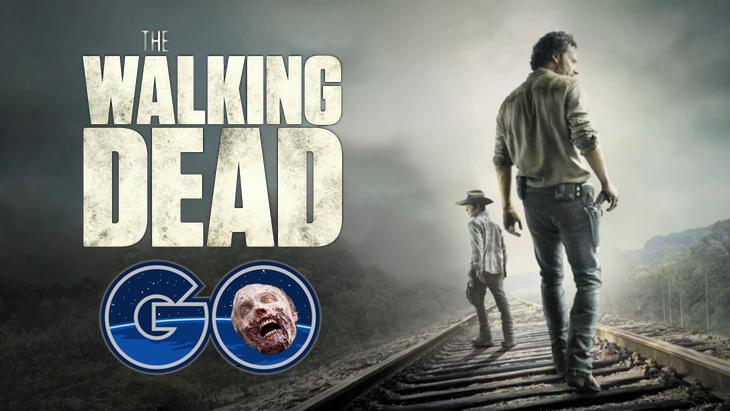 'The Walking Dead Go' nos ofrecería la tensión de la serie