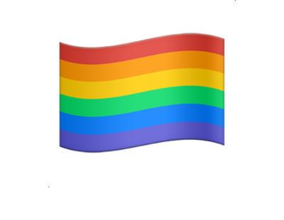 Apple incluirá por fin el emoji de la bandera LGTB este mismo año