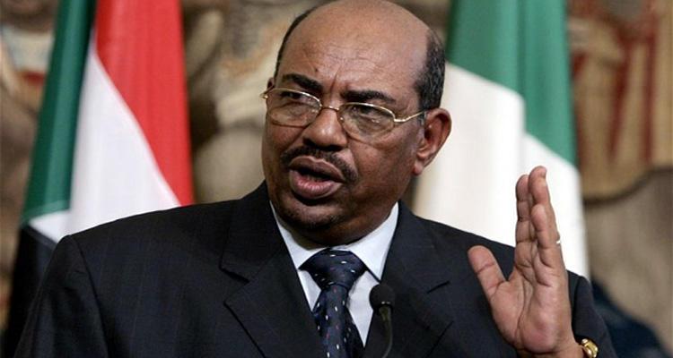 El presidente sudanés, Omar al-Bashir