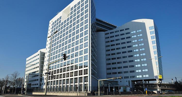 El Tribunal Penal Internacional, situado en La Haya