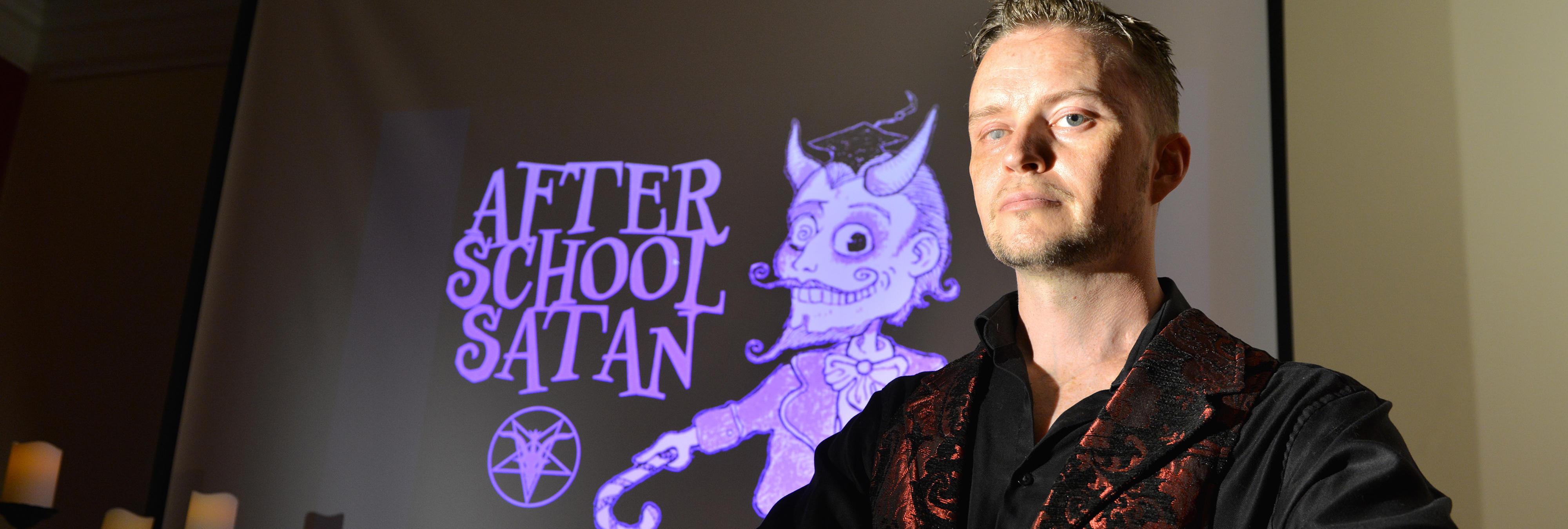 Así es After School Satan, la organización extraescolar satánica para niños