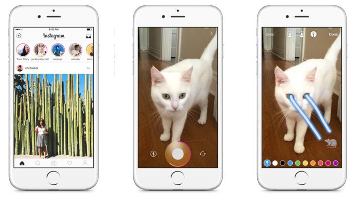 El nuevo timeline y el nuevo retoque de Instagram Stories