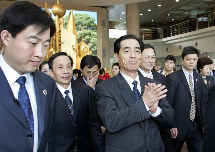 Pak Pong-ju, Primer Ministro de Corea del Norte