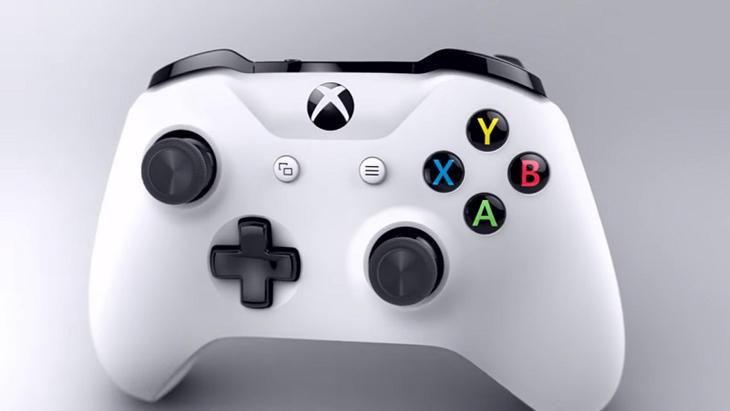 El nuevo y mejor mando de Xbox One S