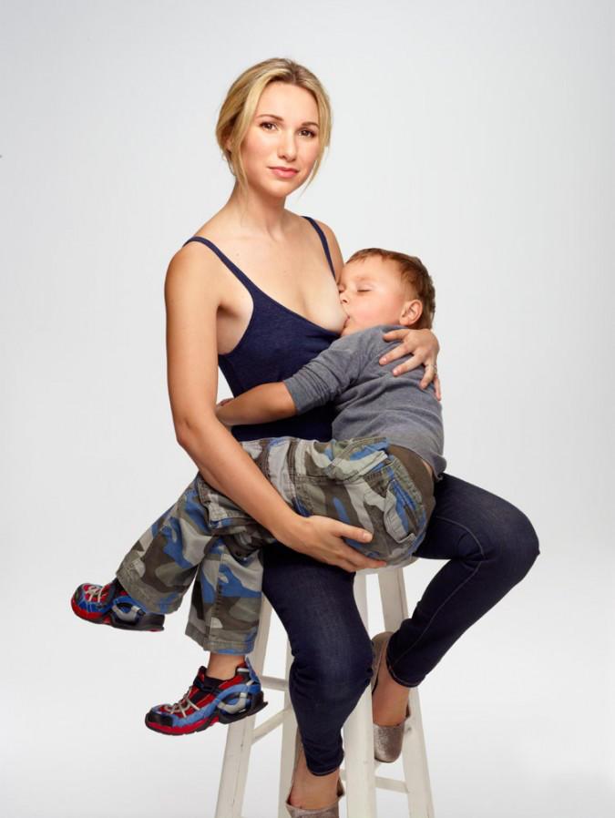 Cuanto más dure el proceso de lactancia, más rica en nutrientes es la leche de la madre