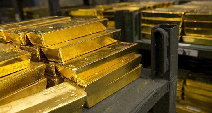 El oro ha sido tradicionalmente un valor refugio