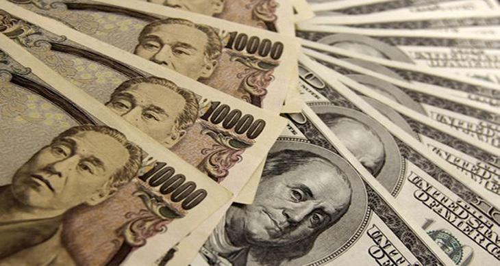 Los inversores están depositando sus ahorros en el yen