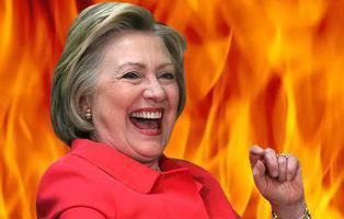 Algunos estadounidenses piensan que Hillary Clinton está relacionada con Lucifer según una encuesta muy loca