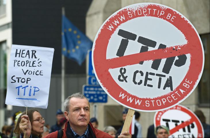 El TTIP es un ataque a la democracia que se ha ido preparando desde hace décadas