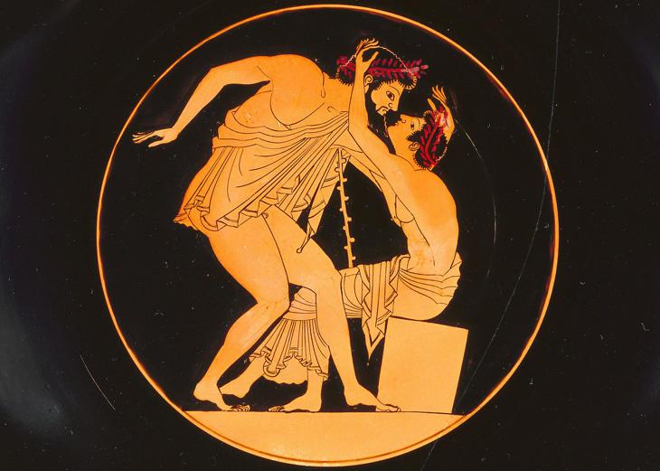 Tebas derrocó a Esparta y se apoderó de la hegemonía griega