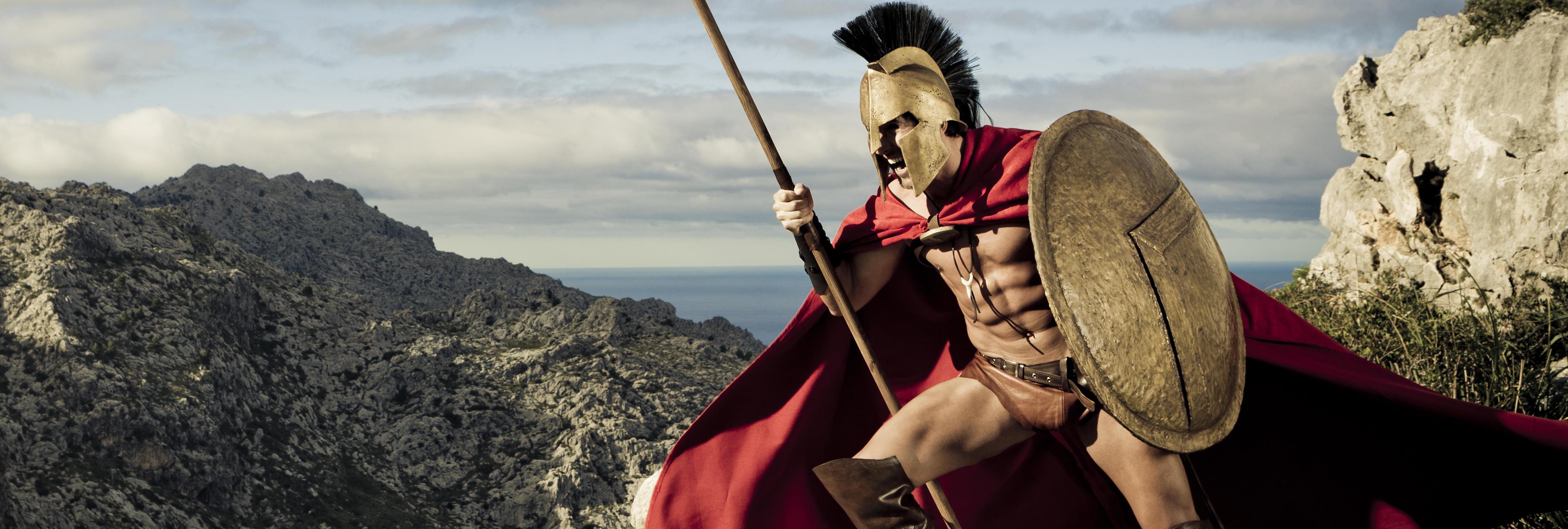 El Batallón Sagrado de Tebas, el ejército formado por 150 parejas homosexuales que derrotó a los espartanos