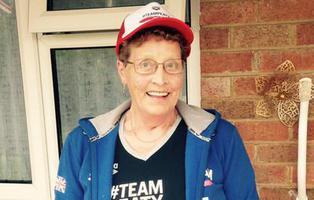 Una abuela de 74 años felicita el oro olímpico de su nieto por Twitter