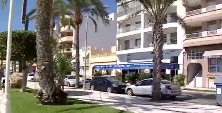 Restaurante donde tuvo lugar la pelea (Canal Sur)