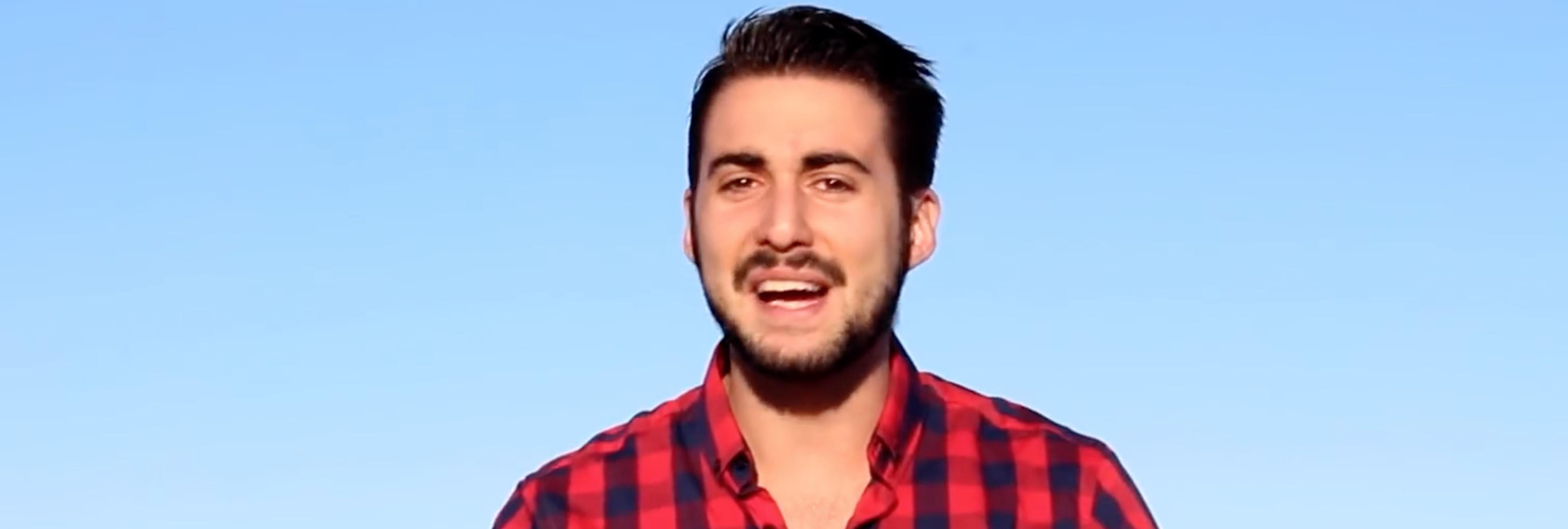 Álvaro Reyes denuncia a la chica que pidió el cierre de su canal por machista