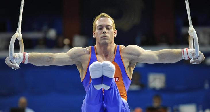 El neerlandés Yuri van Gelder