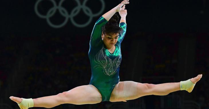Sus dos oros, tres platas y tres bronces mundiales no libraron a Alexa Moreno de las mofas por su peso