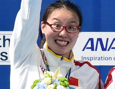 '¡He usado todos mis superpoderes!': Fu Yuanhui, la nadadora china que ha conquistado Río 2016