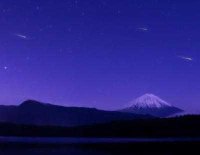 Una lluvia de meteoritos artificiales podría inaugurar los JJOO de Tokio 2020