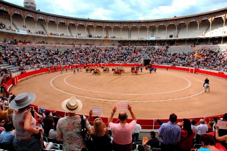 Plaza de Toros de Palma de Mallorca (Qué)