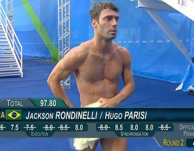 ¿JJOO o porno gay? Los rótulos de Río 2016 vuelven a despertar las mentes más sucias