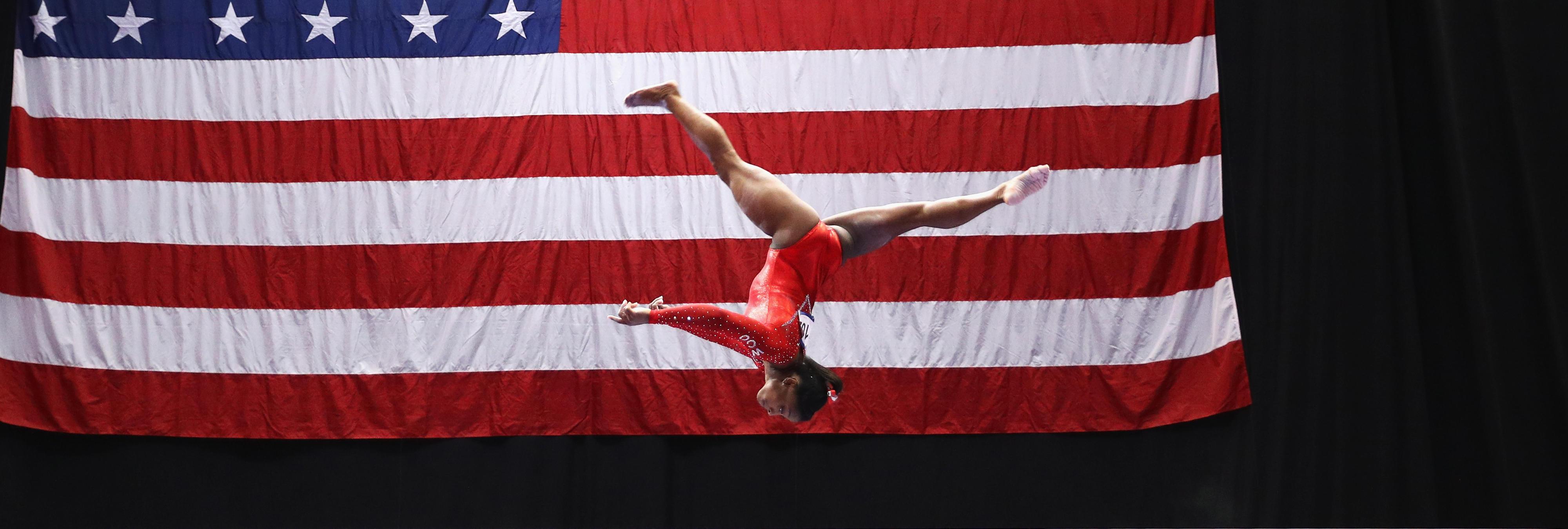¿Por qué la gimnasta estadounidense Simone Biles mola tanto?