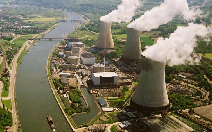 Las centrales nucleares de Doel y Tihange son las más antiguas de Bélgica (Engie)