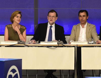 El Comité del PP permite a Rajoy pactar con Ciudadanos