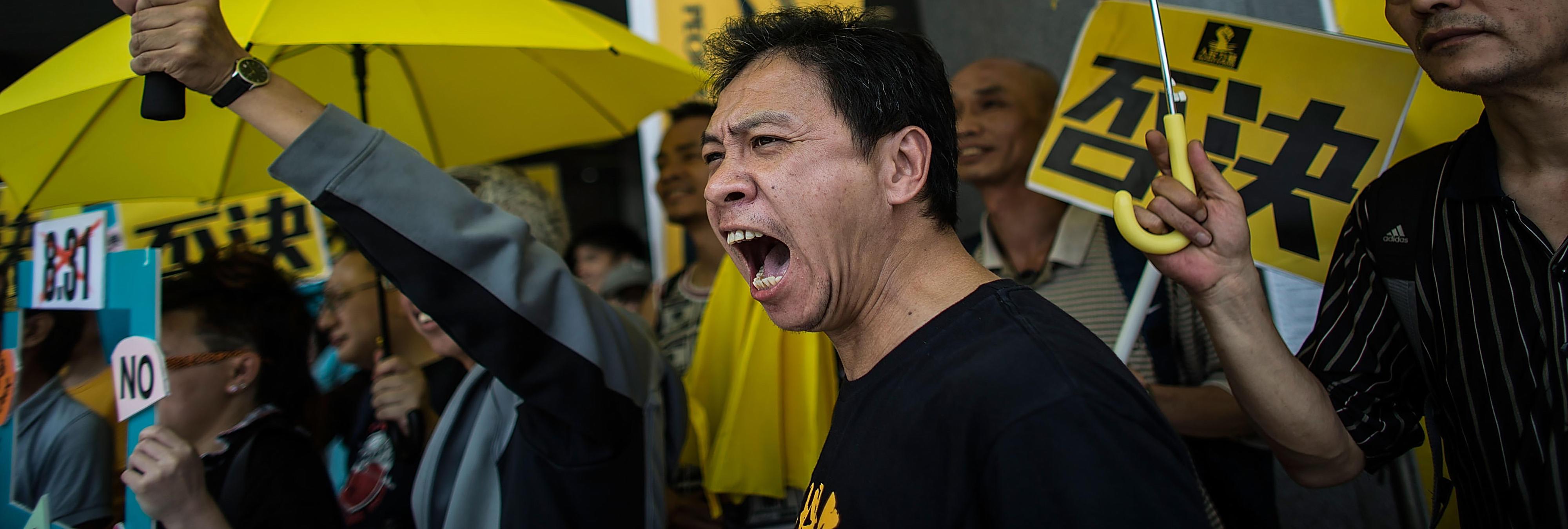 Así fue la revuelta china que permitió votar democráticamente a los ciudadanos de un pueblo