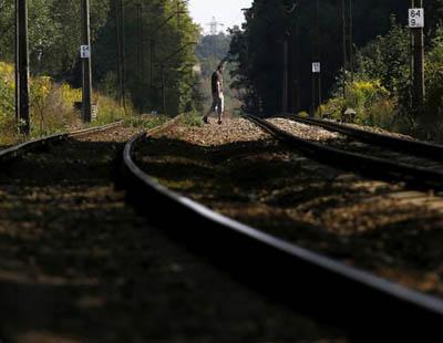Buscan un tren nazi lleno de tesoros desaparecido en Polonia