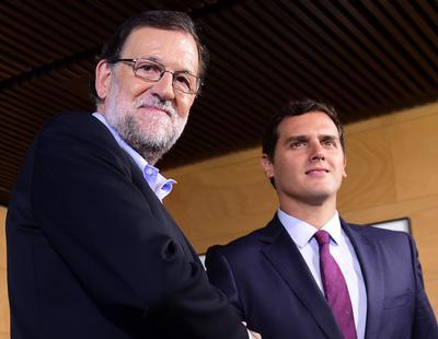 Rajoy acepta las condiciones de Ciudadanos para su investidura