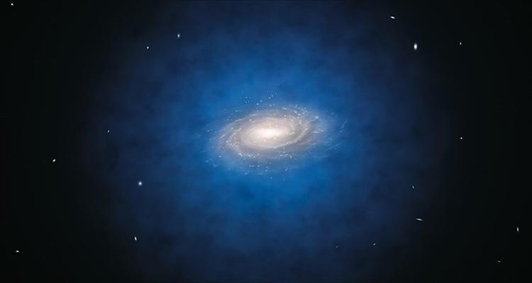 Este descubrimiento podría ayudar a comprender la materia oscura
