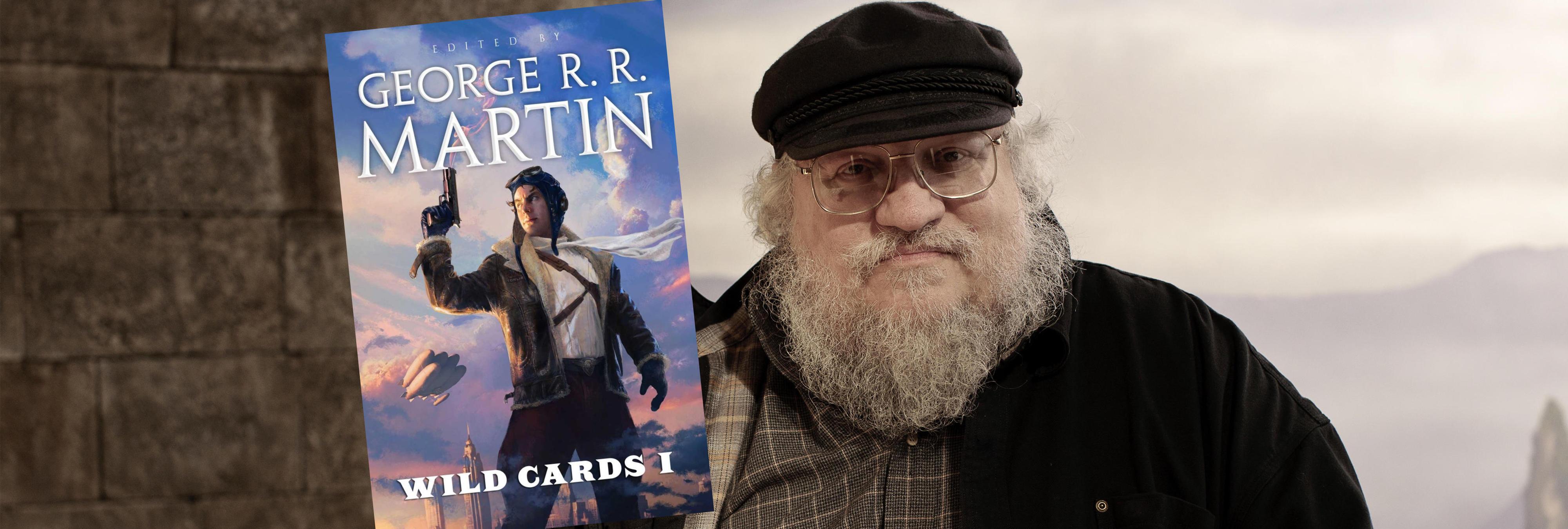 George R. R. Martin prepara una nueva serie sobre otra de sus sagas literarias