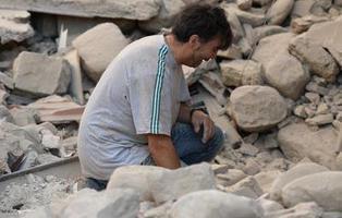 'Medio Amatrice ya no existe': El terremoto de 6,2 en Italia deja 267 muertos