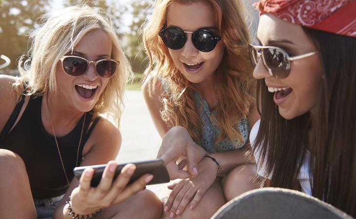 Una de cada cuatro pesonas que reciben fotos íntimas las comparten con otra persona