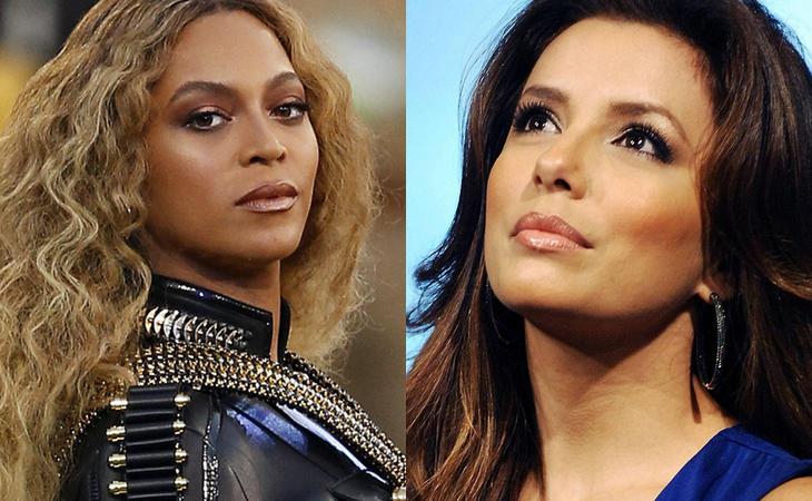 Beyoncé y Eva Longoria también iban a tener su propio 'Brokeback Mountain'