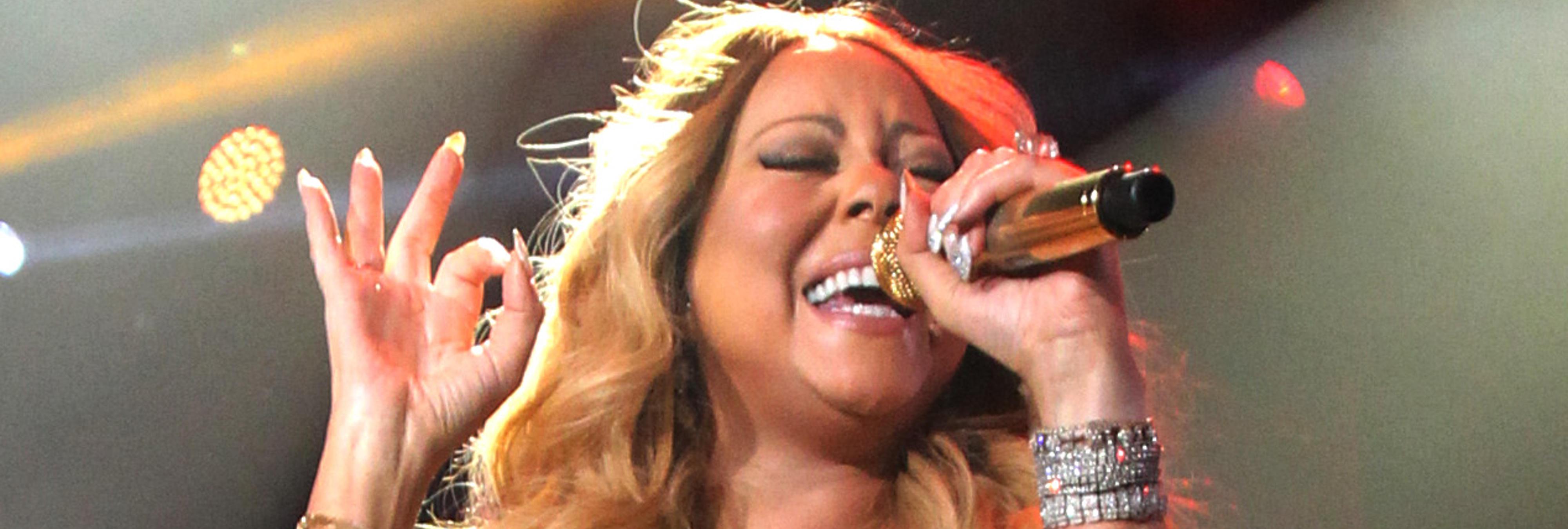 Mariah Carey lanza un portátil por la ventana porque sonaba una canción de Beyoncé