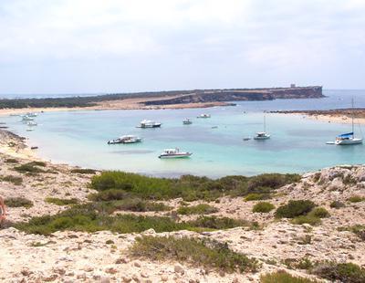 Se vende una isla en Formentera por 18 millones de euros