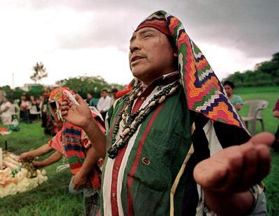 Los médicos tratarán el mal de ojo y la pérdida de alma en Guatemala... y, en realidad, tiene sentido