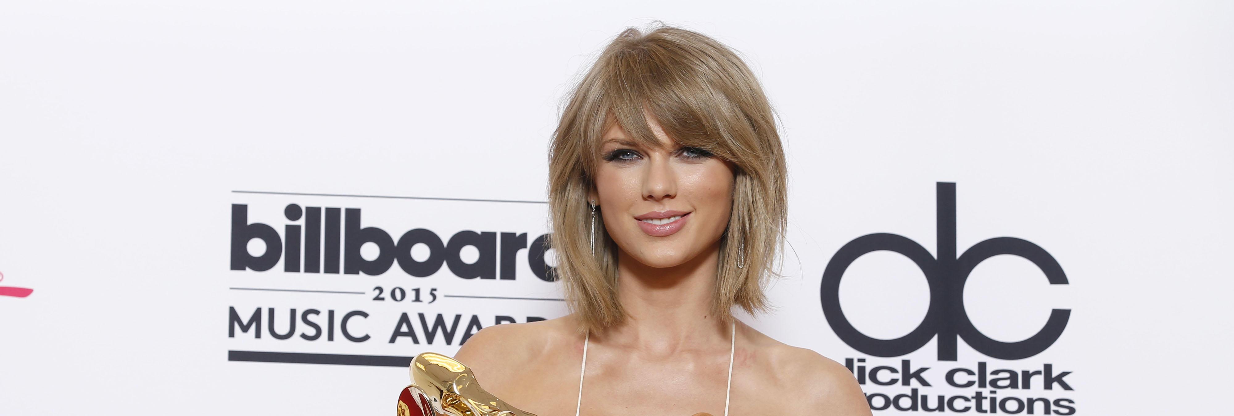 I knew you were trouble! Taylor Swift está siendo jurado popular en un juicio