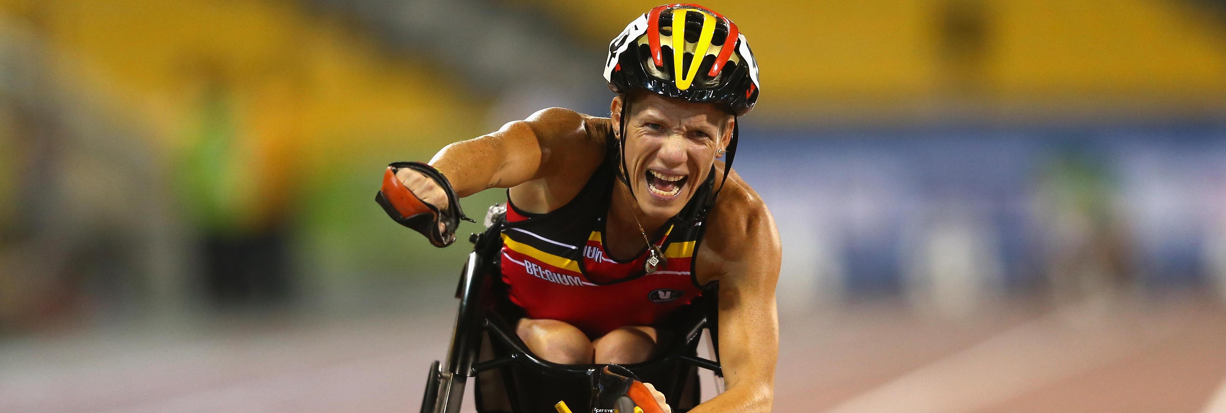 La atleta Marieke Vervoort se someterá a la eutanasia tras los Juegos Paralímpicos de Río