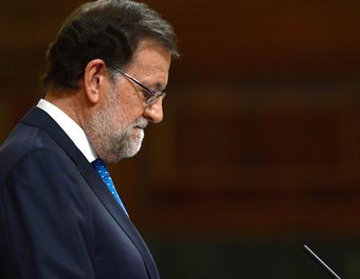 Sigue en directo la primera votación de no-investidura de Rajoy