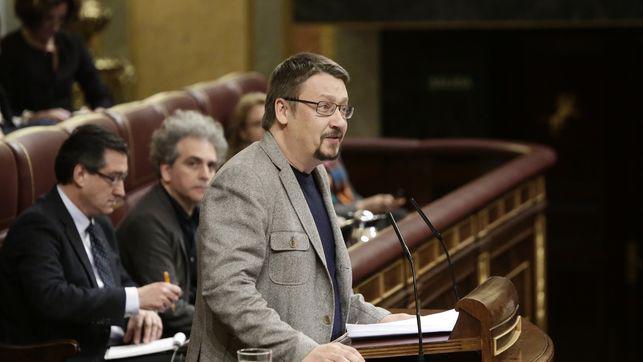 Domenech: 'El PP no es blanqueable por muy bueno que sea su Dixan'