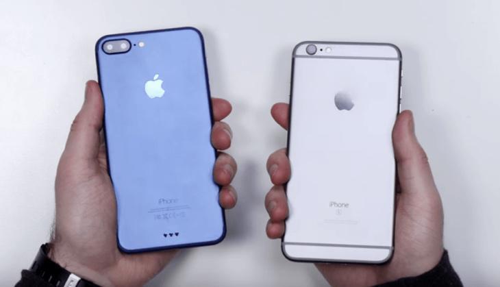 El posible iPhone 7 con dos nuevos colores (Cult of Mac)
