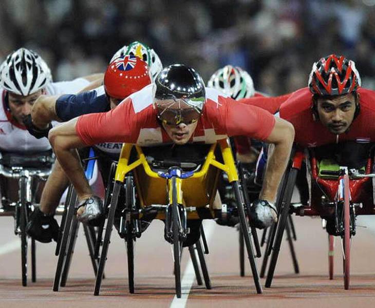 Los Juegos Paralímpicos no tienen la misma visibilidad
