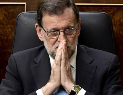 Los momentos más tensos de la primera votación de investidura de Rajoy