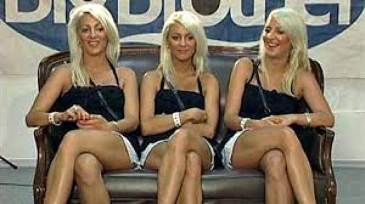 Las trillizas de 'Big Brother Bulgaria'