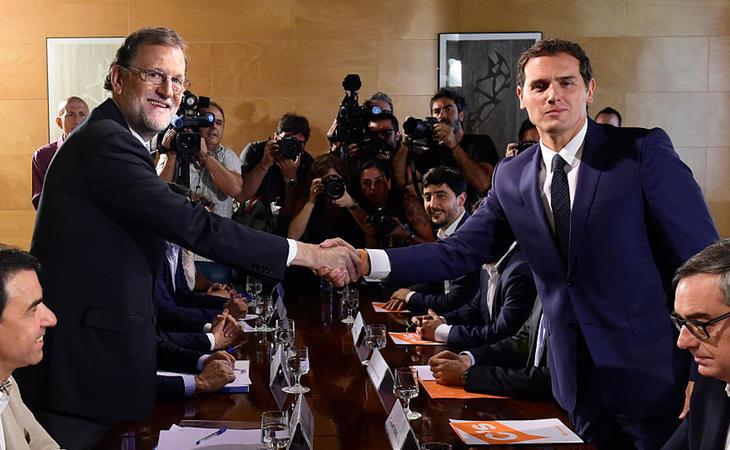Rajoy tiene casi imposible sumar apoyos a los de Cs y CC
