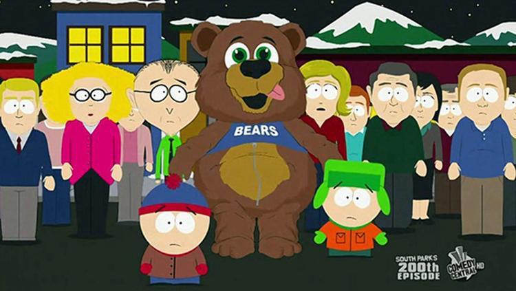 Los creadores de 'South Park' fueron amenazados de muerte por disfrazar a Mahoma de oso