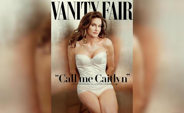 Caitlyn Jenner haciendo historia