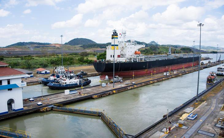 El Canal de Panamá no sería controlado por el país hasta 1999